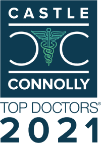 Castle Connolly Top Doctors DC 2021 Denjamin C. Stong, MD