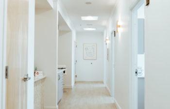 Hallway at Kalos Hair Transplant, LLC in Atlanta GA
