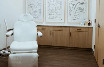 Consultation Room at Kalos Hair Transplant, LLC in Atlanta GA